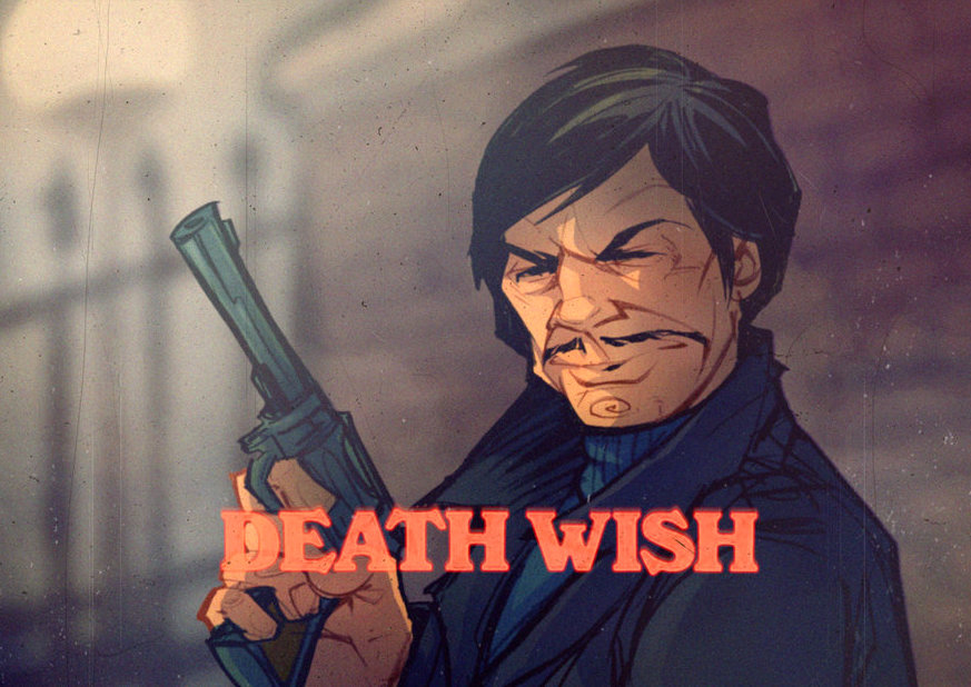 Death Wish by Brett Parson: culture or cultural